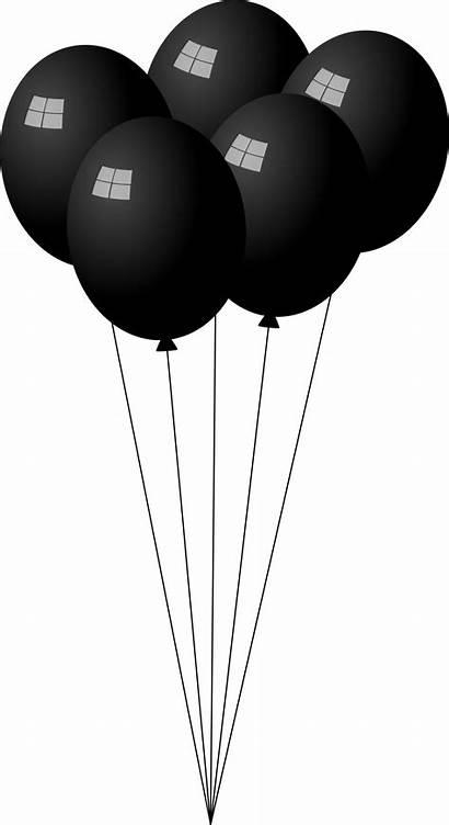 Balloons Clipart Transparent Balon Gambar Orange Clip