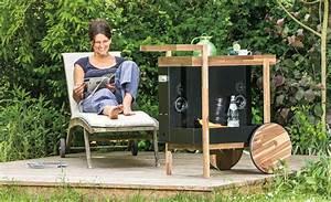 servierwagen mit lautsprecher selbstde With französischer balkon mit bluetooth lautsprecher für garten