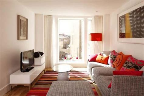 decorating ideas for small apartment living rooms small simple living room decorating ideas home combo