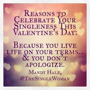 reasons  celebrate  singleness  valentines