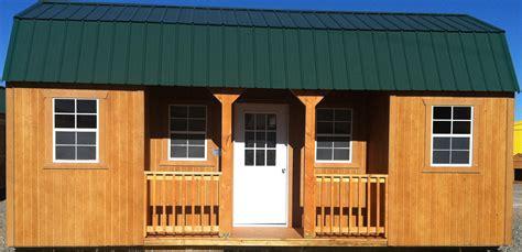 derksen deluxe lofted barn cabin floor plans deluxe side lofted barn cabin plans studio design