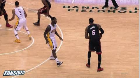 bruh from the fifth floor gif lebron commits his fifth foul gif