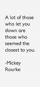 Mickey Rourke Quotes & Sayings (Page 2)