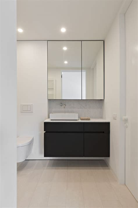 bathroom mirror cabinet ideas  pinterest