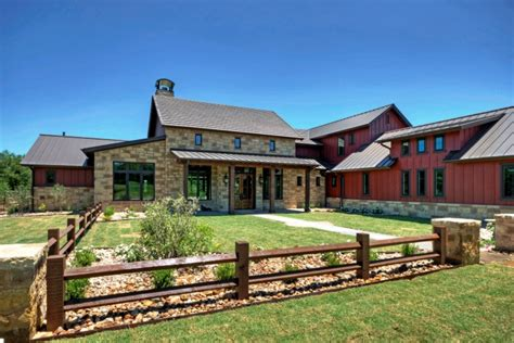 german texas farmhouse ii estate homes portfolio olson defendorf custom homes