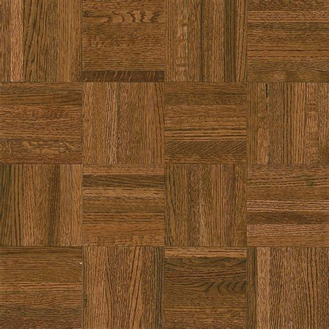 parquet flooring thickness bruce natural oak parquet gunstock 5 16 in thick x 12 in wide x 12 in length hardwood