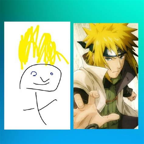 Name The Naruto Character From The Drawings Hard Test