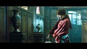 Kenshin Live Action: Kenshin vs Gein - YouTube