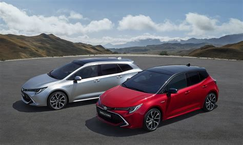 Toyota Corolla 2019 Uk by Toyota Introduces The New 2019 Toyota Corolla Touring