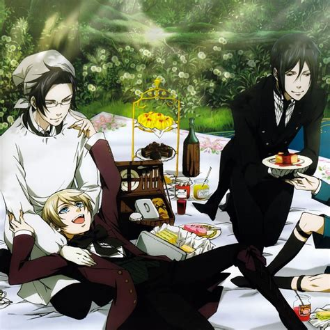 Thanksgiving Anime Wallpaper - alois trancy and ciel phantomhive tap to see more