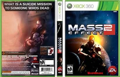 Mass Effect 360 Xbox Box Vgboxart