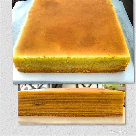 Resep asli lapis legit yang lembut dan basah. Resep Kue Lapis Surabaya Keto - Voal Motif