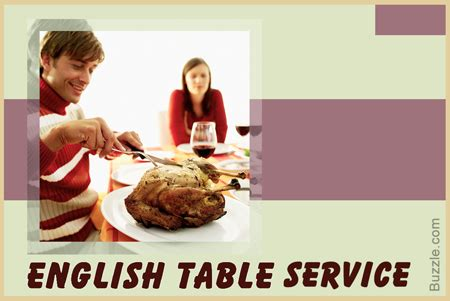 Different Types Of Table Service That You Must Know About