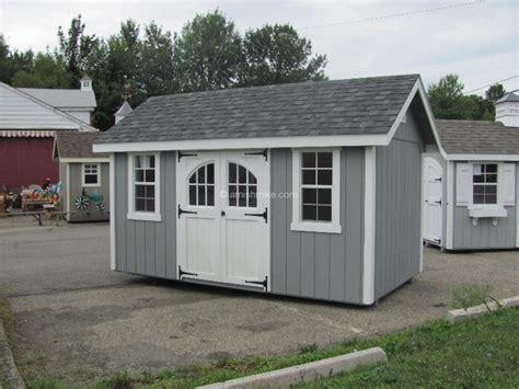 amish wood sheds nj