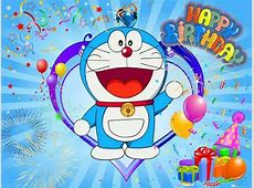 Happy Birthday Doraemon at Vietnam