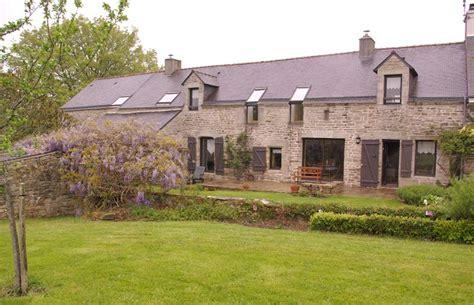 chambre couleur les maisons typiques bretonnes