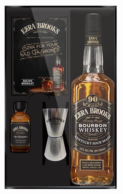 Alcohol Gift Ezra Brooks Holiday Presents Season