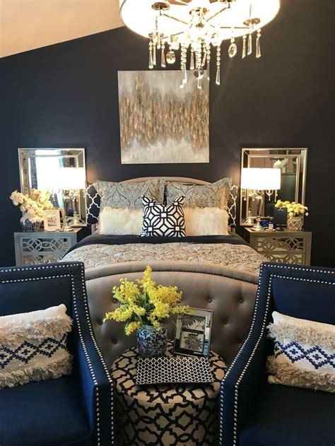 navy bedroom decor ideas  pinterest navy
