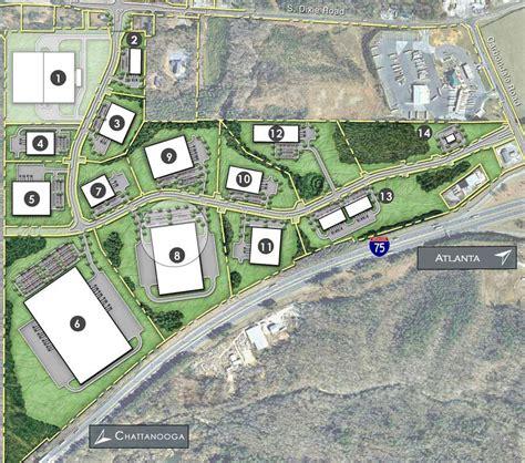Carbondale Business Park Layout