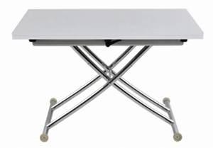 Table Basse Reglable Hauteur : couleur blanc achat table basse salon en bois ou en verre sur ~ Teatrodelosmanantiales.com Idées de Décoration