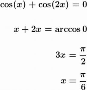 Arccos Berechnen : sinus cosinus ~ Themetempest.com Abrechnung