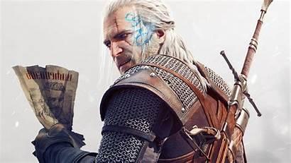 Geralt Rivia Mobile Wallpapers Desktop