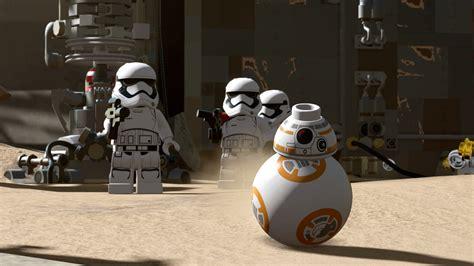 star wars  force awakens    lego game  june vg