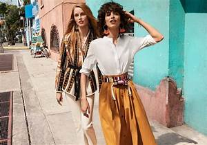 H&M Channels Boho Style for Spring 2016 Campaign