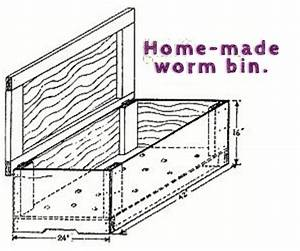 How To Build A Worm Bin