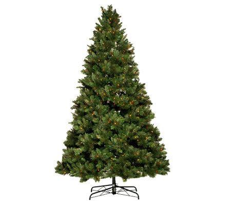 bethlehem lights 6 5 trevor pine christmas tree w instant