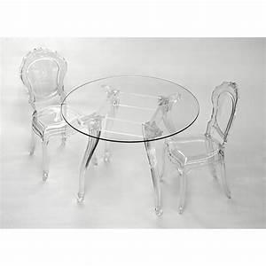 Esstisch Glas Rund : tisch rund glas und policarbonat esstisch rund barock tischplatte glas durchmesser 100 cm ~ Eleganceandgraceweddings.com Haus und Dekorationen