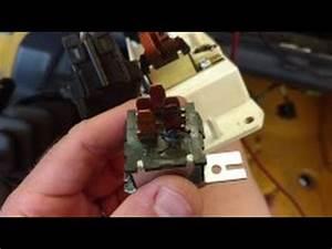 Wrangler Tj Ac Blower Motor Selector Melting  How To