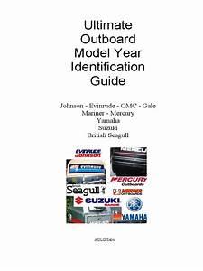 Outboard Age Checker