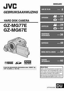 Jvc Gz Mg 67ex Download Manual For Free Now