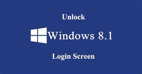 windows  password recovery   unlock windows