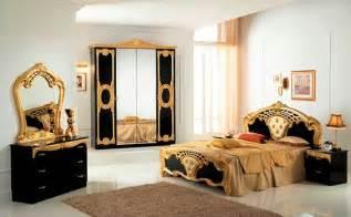 black dining room sets high gloss black gold italian bedroom furniture homegenies