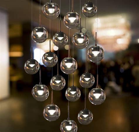 Pendelleuchte Mehreren Kugeln by Pendelleuchte Mehreren Kugeln Glas Pendelleuchte Modern