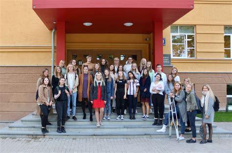 Skolēnu pašpārvalde - Valmieras Viestura vidusskola