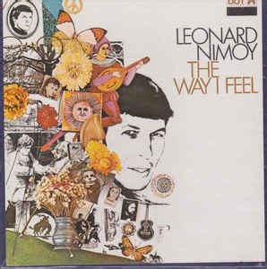 leonard nimoy discogs leonard nimoy the way i feel reel to reel album at