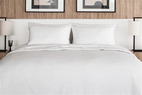 feather pillows king size sofitel bed hotel bedding set soboutique the sofitel