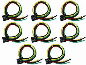 Jr Products 13061 Slide Out Switch Wiring Harness 8 Pack