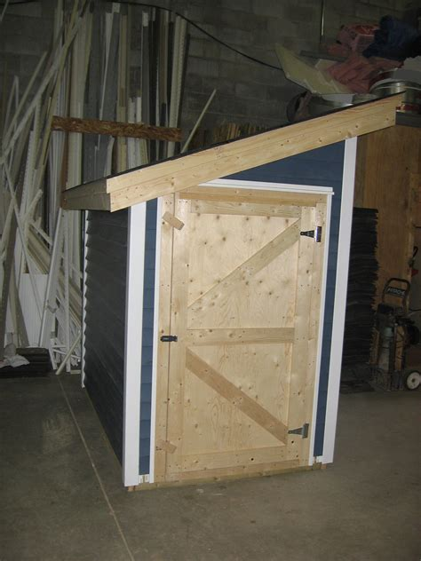 snowblower shed snowblower shed