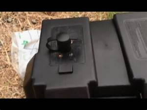 Battery Disconnect Switch - Travel Trailer Life Hack