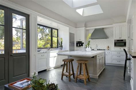 herringbone tile floor kitchen contemporary an easy guide to kitchen flooring