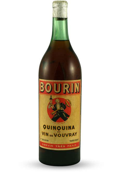 bourin quinquina au vin de vouvray quinquina