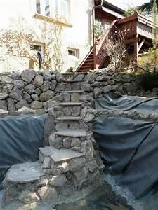 Gartenteich Mit Wasserfall : grumer gartengestaltung photo gallery naturpool schwimmteich gartenteich wasserfall ~ Orissabook.com Haus und Dekorationen
