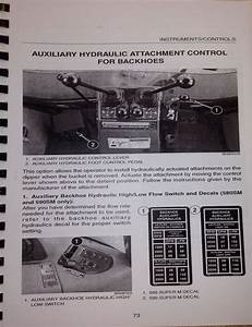 Case 580m 580sm 590sm Super M 590 M Loader Backhoe Operator Maintenance Manual