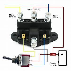 Relay Winch Motor Reversing Solenoid Switch 12 Volt Sales Online J0691-1