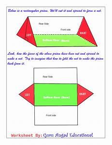 trinangular prism net