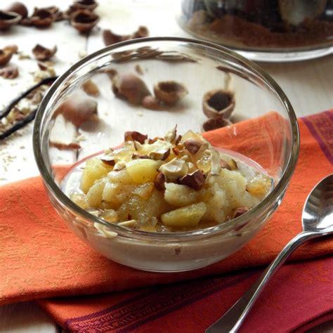 cr 232 me dessert 224 la noisette compot 233 e pomme poire et citron confit sans gluten sans lactose